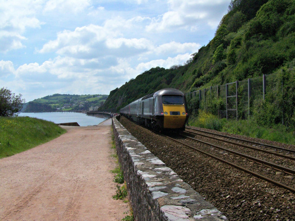 43285 Teignmouth 31-05-13 by AlvinKnight
