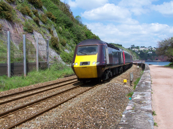 43384 Teignmouth 31-05-13 by AlvinKnight