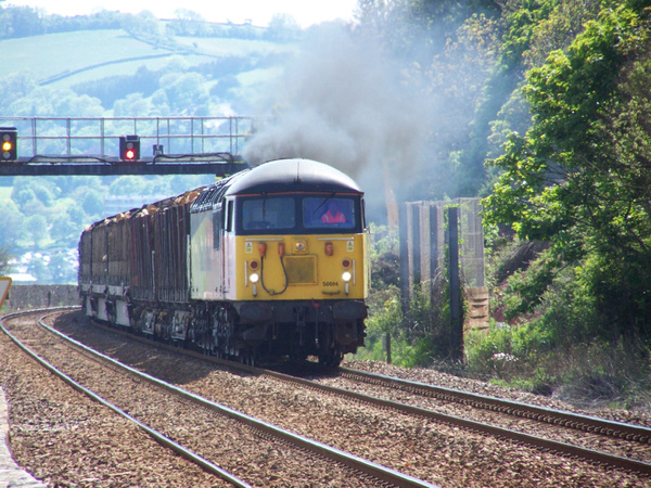 56094 Teignmouth 31-05-13 (2) by AlvinKnight