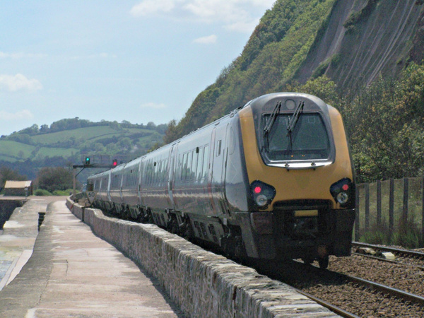 221141 Teignmouth 31-05-13 by AlvinKnight