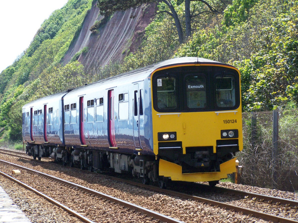 150124 Teignmouth 31-05-13 by AlvinKnight