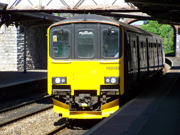 150130 Teignmouth 31-05-13 by AlvinKnight