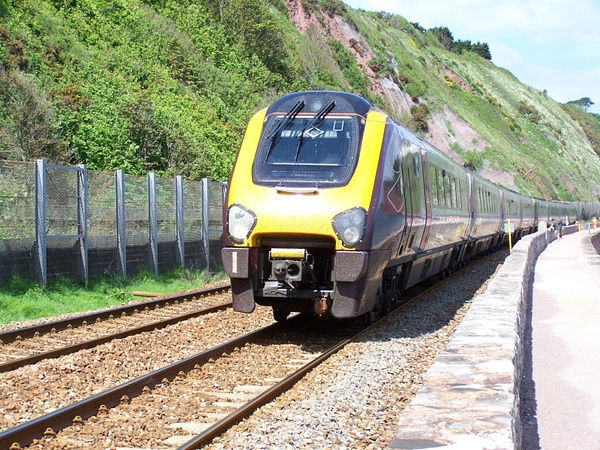 220034 Teignmouth 31-05-13 by AlvinKnight