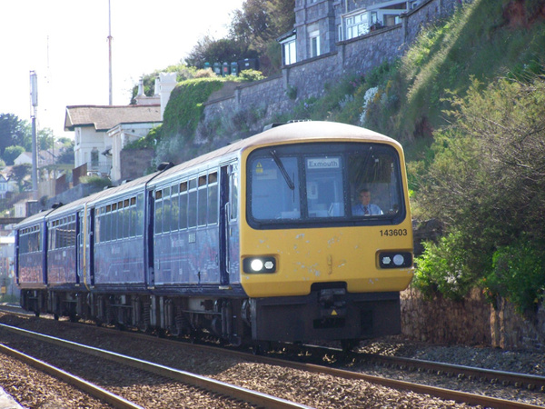 143603 Dawlish 01-06-13 by AlvinKnight