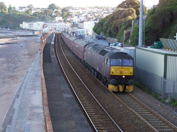 47245 Dawlish 02-06-13 by AlvinKnight