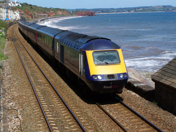 43023 Dawlish 04-06-13 by AlvinKnight