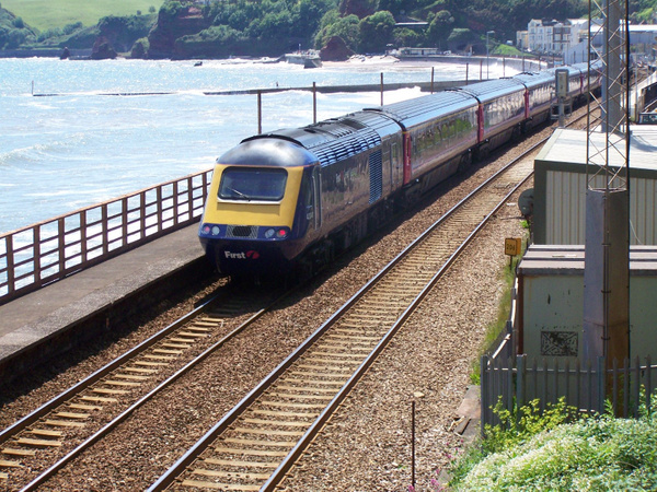43041 Dawlish 04-06-13 by AlvinKnight