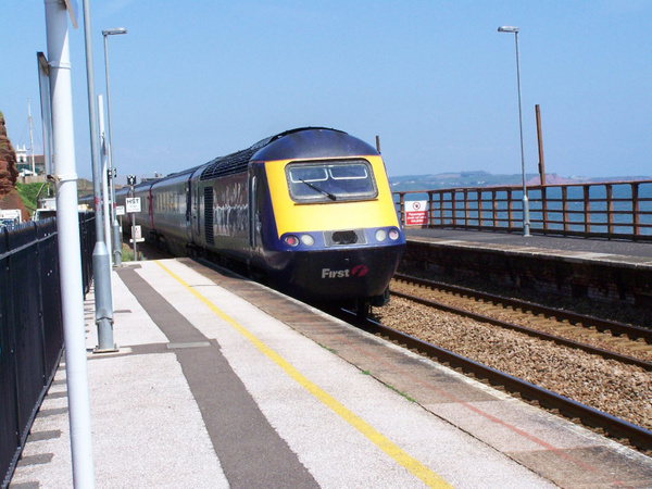 43129 Dawlish 05-06-13 by AlvinKnight