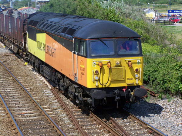 56094 Dawlish Warren 05-06-13 (5) by AlvinKnight