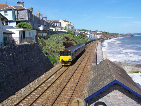 150108 Dawlish 04-05-13 by AlvinKnight
