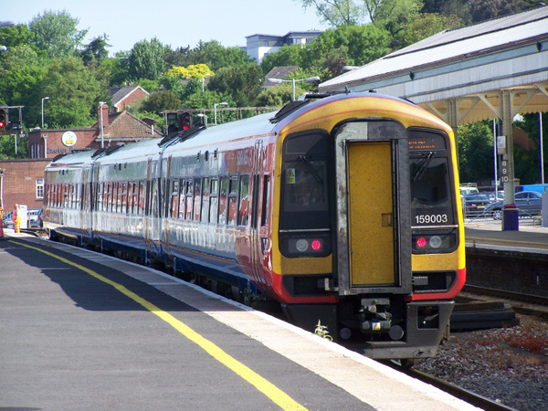159003 Exeter Saint Davids 05-06-13 (2) by AlvinKnight