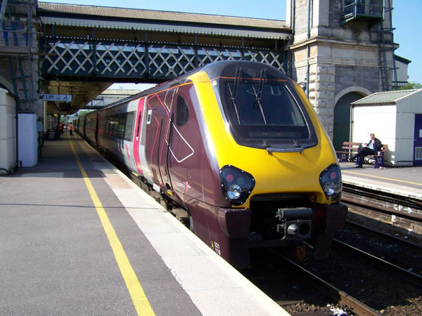 221119 Exeter Saint Davids 05-06-13 by AlvinKnight
