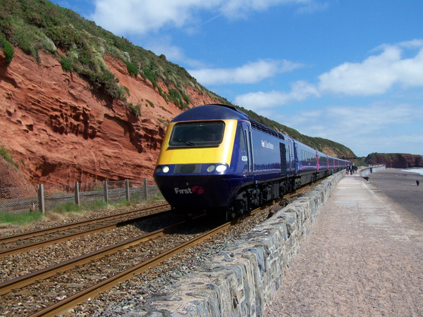 43034 Dawlish 09-06-13 by AlvinKnight