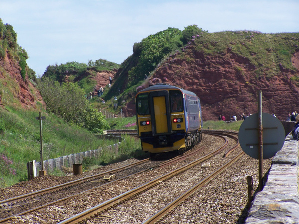 153329  Dawlish Warren 09-06-13 by AlvinKnight