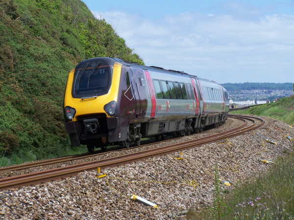 220025  Dawlish Warren 09-06-13 by AlvinKnight