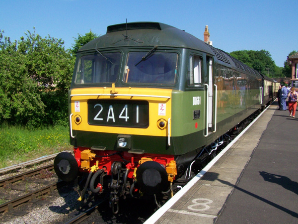 47840 Bishop Lydeard 08-06-13 by AlvinKnight