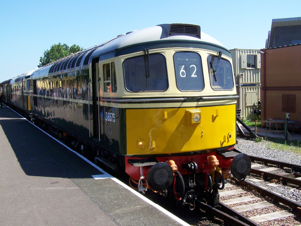 33057 Minehead 08-06-13 by AlvinKnight