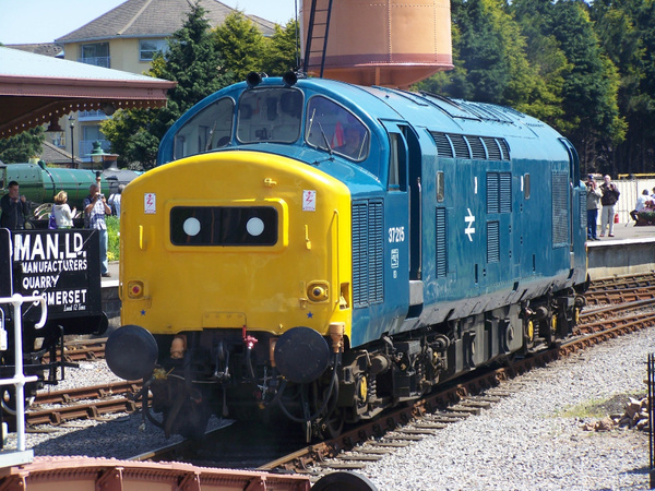 37215 Minehead 08-06-13 (2) by AlvinKnight