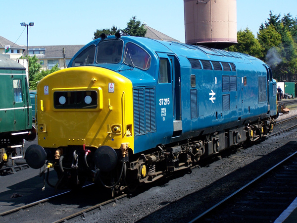 37215 Minehead 08-06-13 (4) by AlvinKnight