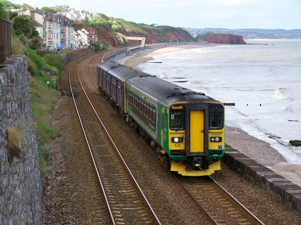 153333 Dawlish 15-06-13 by AlvinKnight