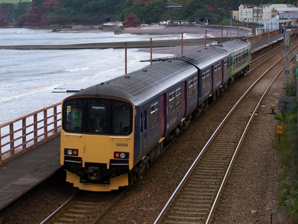 150123 Dawlish 15-06-13 by AlvinKnight