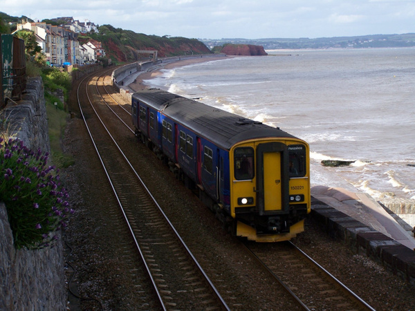 150221 Dawlish 15-06-13 (2) by AlvinKnight