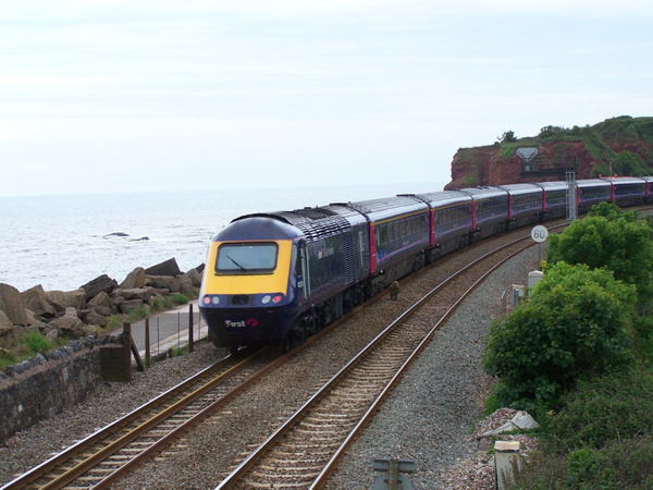 43079 Dawlish Warren 17-06-13 by AlvinKnight