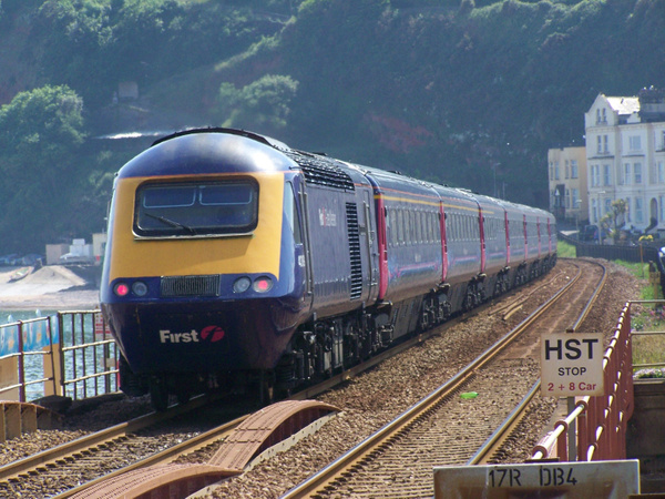 43189 Dawlish 19-06-13 by AlvinKnight