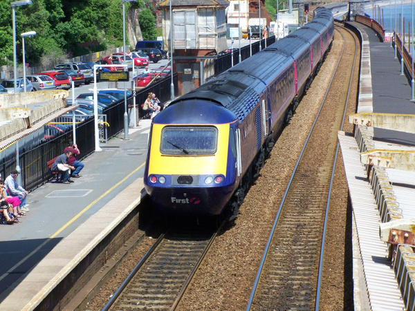 43191 Dawlish 19-06-13 (2) by AlvinKnight