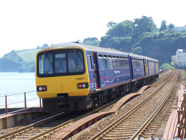 143611 Dawlish 19-06-13 by AlvinKnight