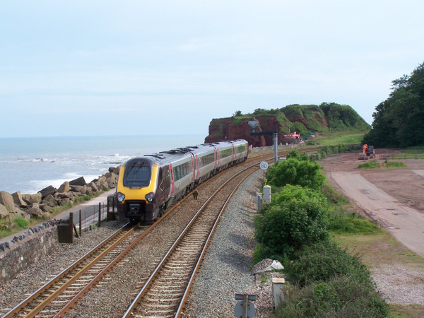 220002 Dawlish Warren 17-06-13 (2) by AlvinKnight