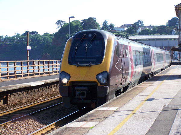 220017 Dawlish  18-06-13 by AlvinKnight