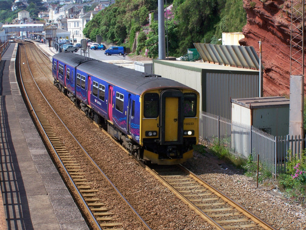 150233 Dawlish 19-06-13 by AlvinKnight