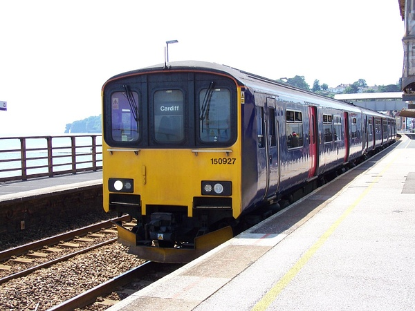 150927 Dawlish 19-06-13 by AlvinKnight