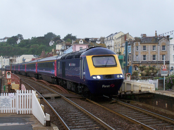 43129 Dawlish 22-06-13 by AlvinKnight