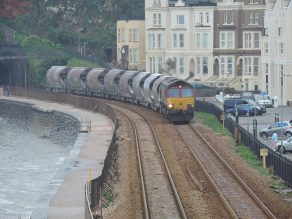 66011 Dawlish 22-06-13(2) by AlvinKnight