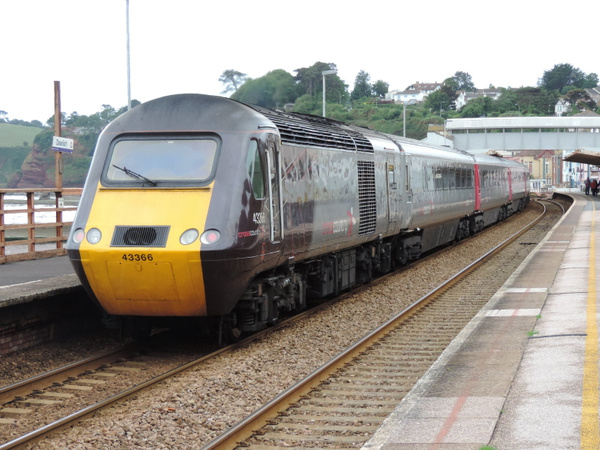 43366 Dawlish 22-06-13 by AlvinKnight