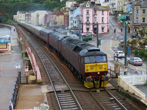 47760 Dawlish 22-06-13 by AlvinKnight