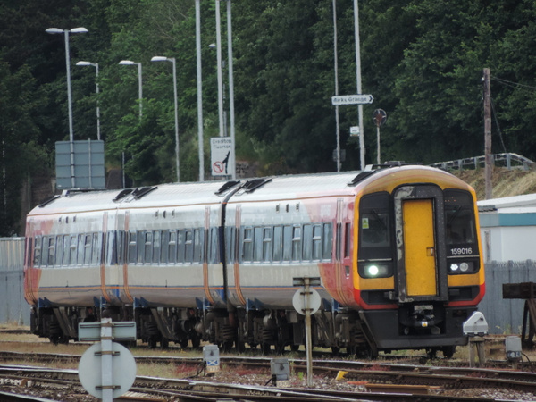 159016 Exeter SD 21-06-13 by AlvinKnight