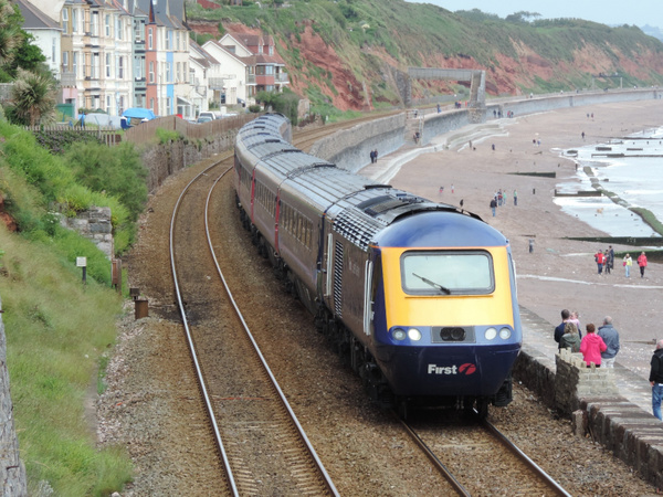 43146 Dawlish 23-06-13 by AlvinKnight
