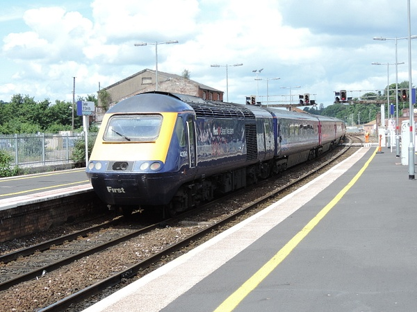 43194 Exeter St Davids 24-06-13 by AlvinKnight