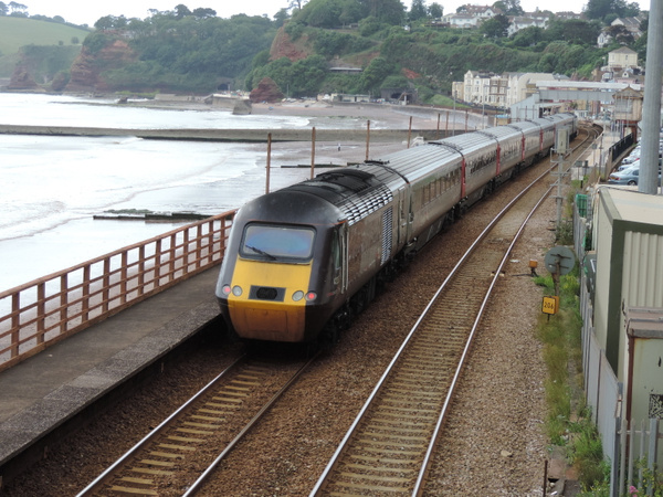 43357 Dawlish 23-06-13 by AlvinKnight