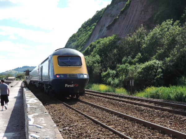 43004 Teignmouth 29-06-13 by AlvinKnight