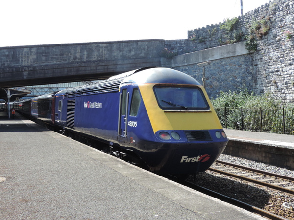 43005 Teignmouth 29-06-13 by AlvinKnight