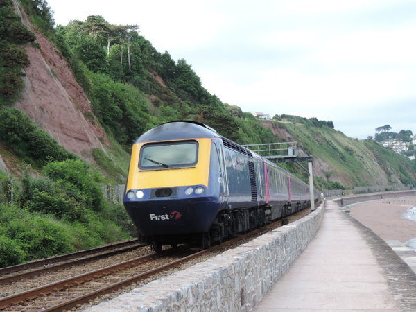 43030 Teignmouth 29-06-13 by AlvinKnight