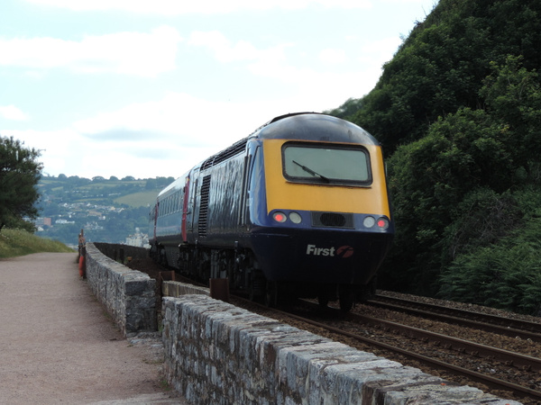 43003 Teignmouth 29-06-13 by AlvinKnight