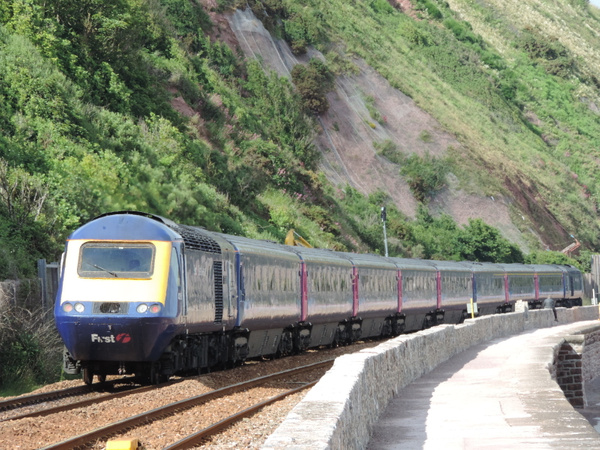 43185 Teignmouth 29-06-13 by AlvinKnight
