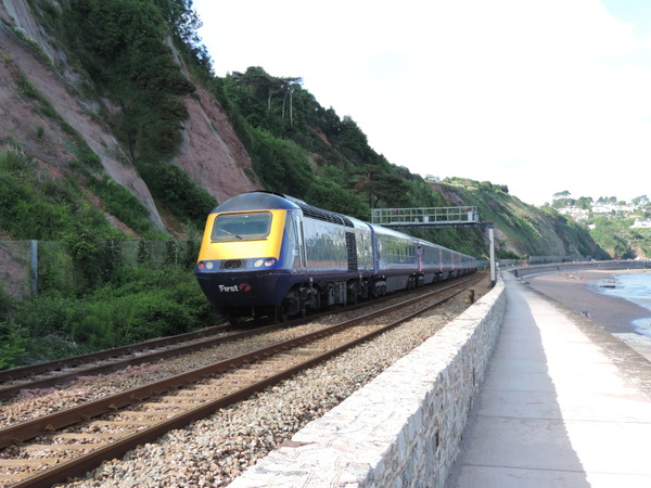 43135 Teignmouth 29-06-13 by AlvinKnight