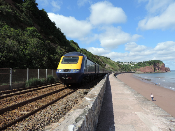 43139 Teignmouth 29-06-13 by AlvinKnight