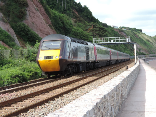 43207 Teignmouth 29-06-13 by AlvinKnight